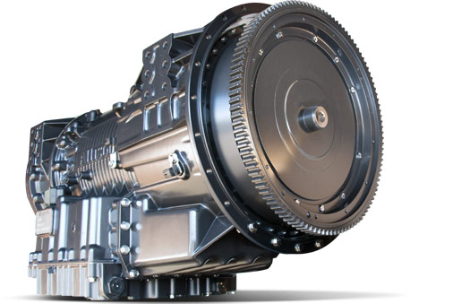 Rebuilt Allison Truck Transmission.