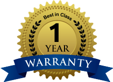 1 Year Unlimited Mileage Warranty on Rebuilt Units.